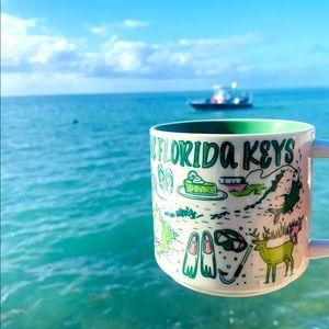 Starbucks Florida Keys Mug Been There Series NEW
